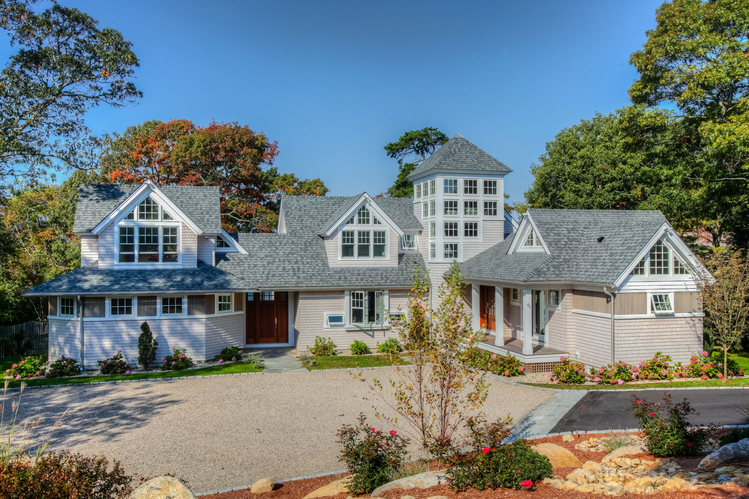 Before and After   Architectural Design  AD Build   Cape Cod